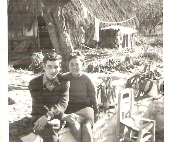 Rafael y Mercedes