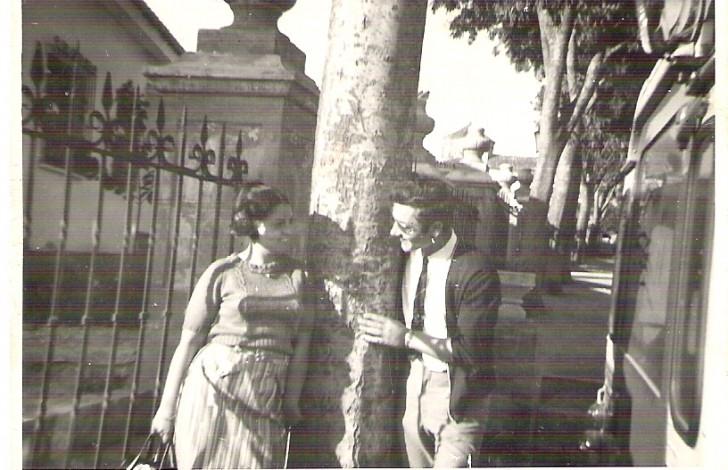Rafael Torres y Mercedes Guerreros