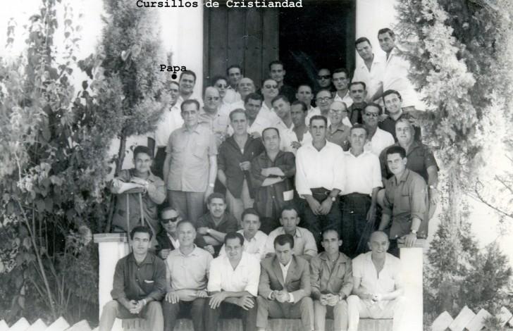 Juan Gil Cursillo cristiandad
