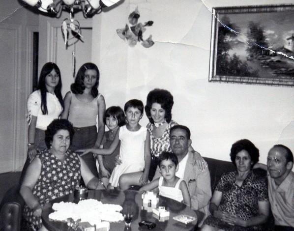 Familia Gil Y Rosado