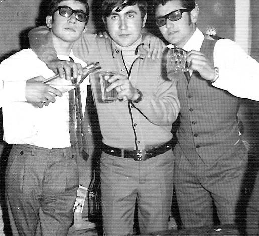 Juan Gil , Pepe, y Morales