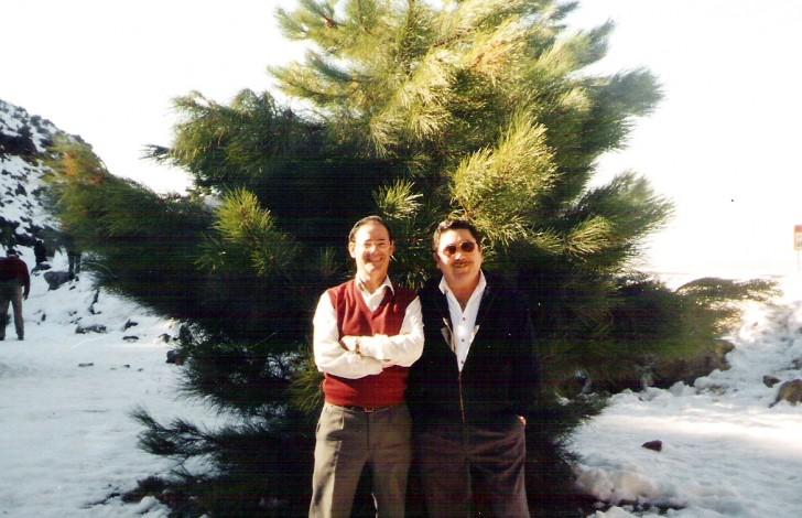 Paco Lamela y Juan Gil