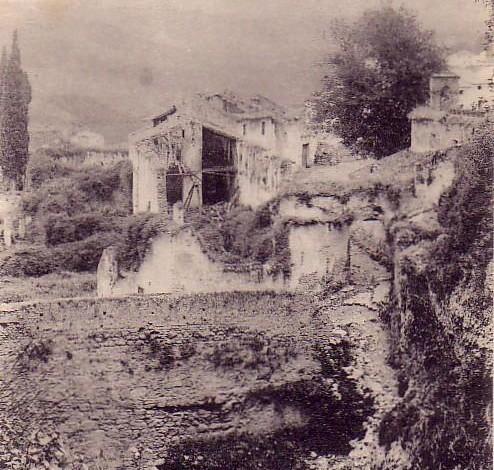 vista desde la mina