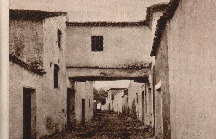 calle muy antigua