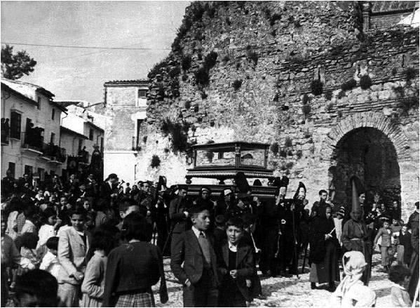 barrio san francisco-santo entierro
