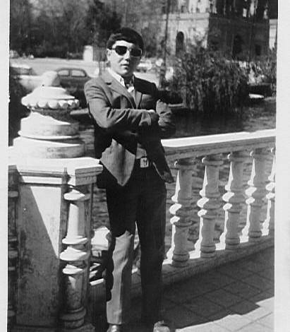 Juan Gil Servicio Militar Sevilla