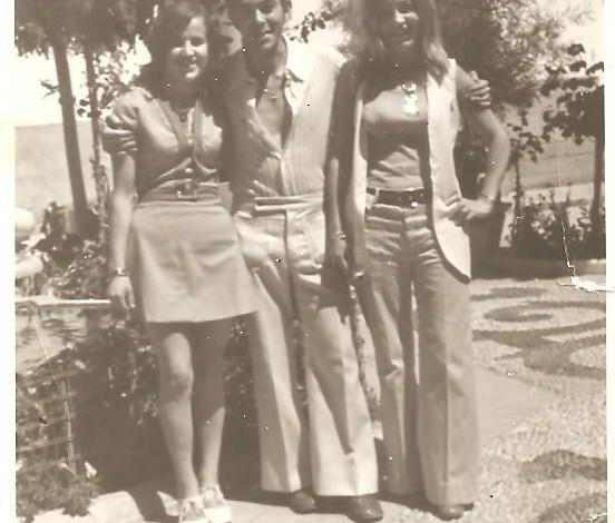 Maribel Lamela , Emilio de Miguel e Isabel