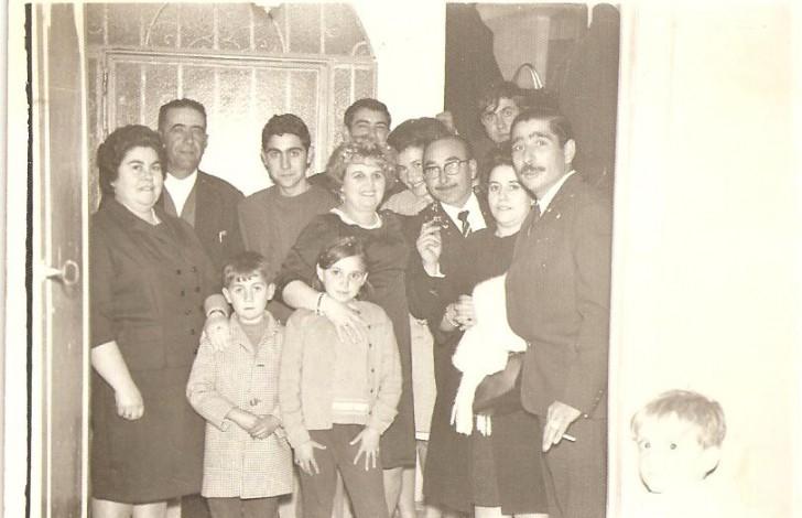 Familia Gil Vega y Familia Salinero
