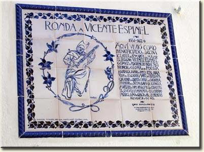 Ronda a Vicente Espinel
