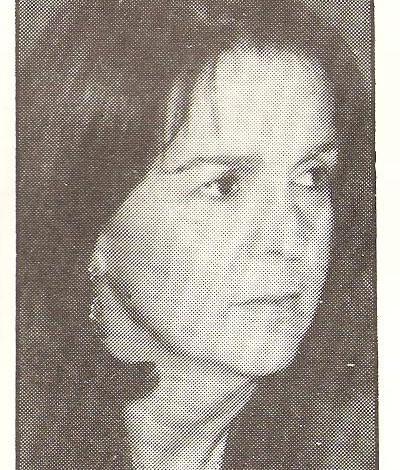 Rosa conde