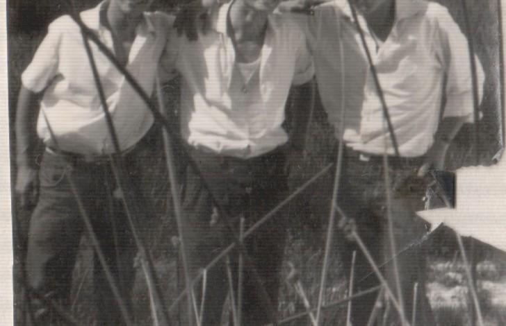 Jose Mari , El Barbero, y Juan Gil