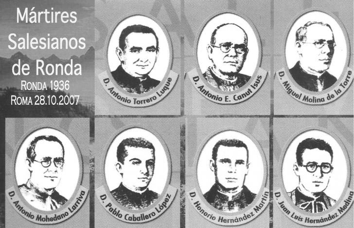 martires salecianos