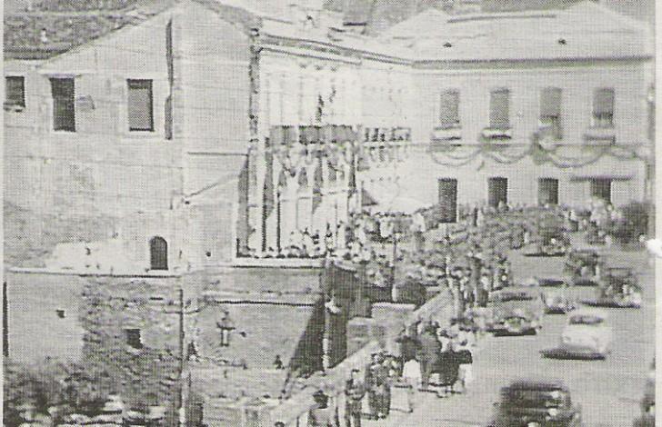 vistas del antiguo ayuntamientoayuntamiento