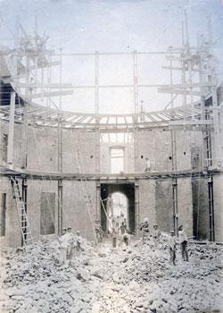 teatro espinel construccion
