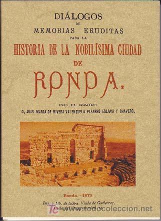 Nobilisima Ciudad de Ronda