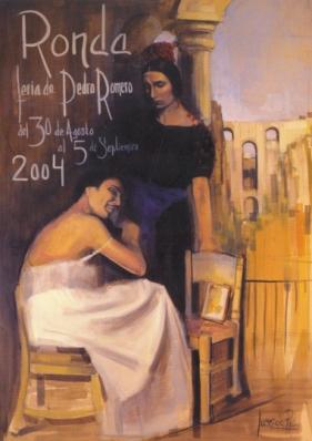 Cartel Feria 2004