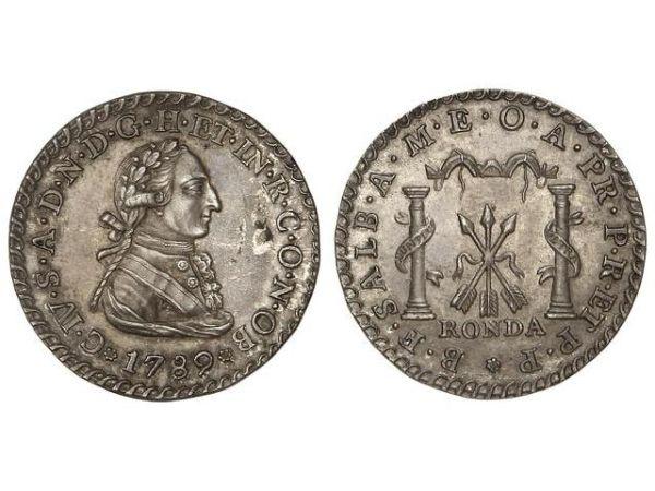 Carlos IV Ronda –  1789
